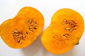 Types Of Pumpkins And Squash by Roasted Kabocha Squash Soup Recipe Simplyrecipes Com