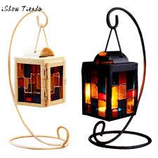 Decorative Metal Lamp Banding by Online Get Cheap Black Metal Candlesticks Aliexpress Com