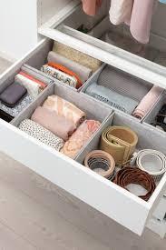 schubladen ordentlich halten mit komplement box set grau