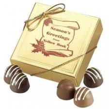 Did You Say Truffles Why Yes We Our Promotional Gift Box