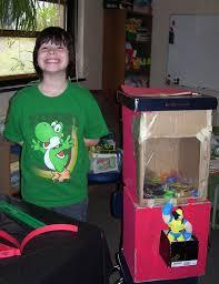 Marvelous Elementary School Garden Cardboard Math Arcade Easy Worksheet Ideas Recycleroughlycom