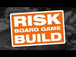 RISK Board Game Build