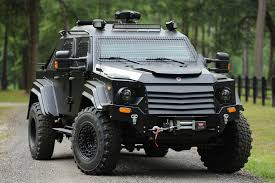 100 Armored Truck Jobs Terradyne Gurkha CIV Vehicle HiConsumption