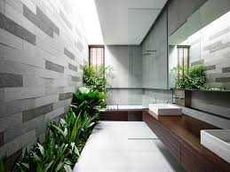 Home Designs: Outdoor Bath - Open Tropical Home With Interior ... Environmentally Friendly Modern Tropical House In Singapore Home Designs Ultra Exterior Open With Awesome Best Interior Designer Design Popular Shing Ideas Kitchen Kitchenxcyyxhcom On Bathroom New Simple Under Decor Pinterest Condos The Only Interior Designing App In You Need For An Easy Edeprem Classic Fresh Apartment For Rent Cool Classy