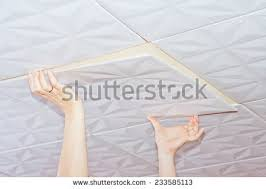 Polystyrene Ceiling Tiles Fire by Ceiling Tiles Stock Images Royalty Free Images U0026 Vectors