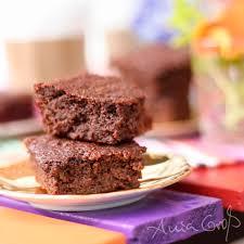 schokoladenkuchen mit banane und rote bete vegan das