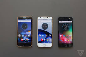 The new Moto Z is another
