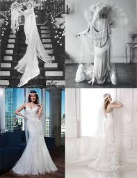 1920s Vintage Wedding Dress