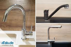 wasserhahn wechseln anleitung zum montieren in küche bad