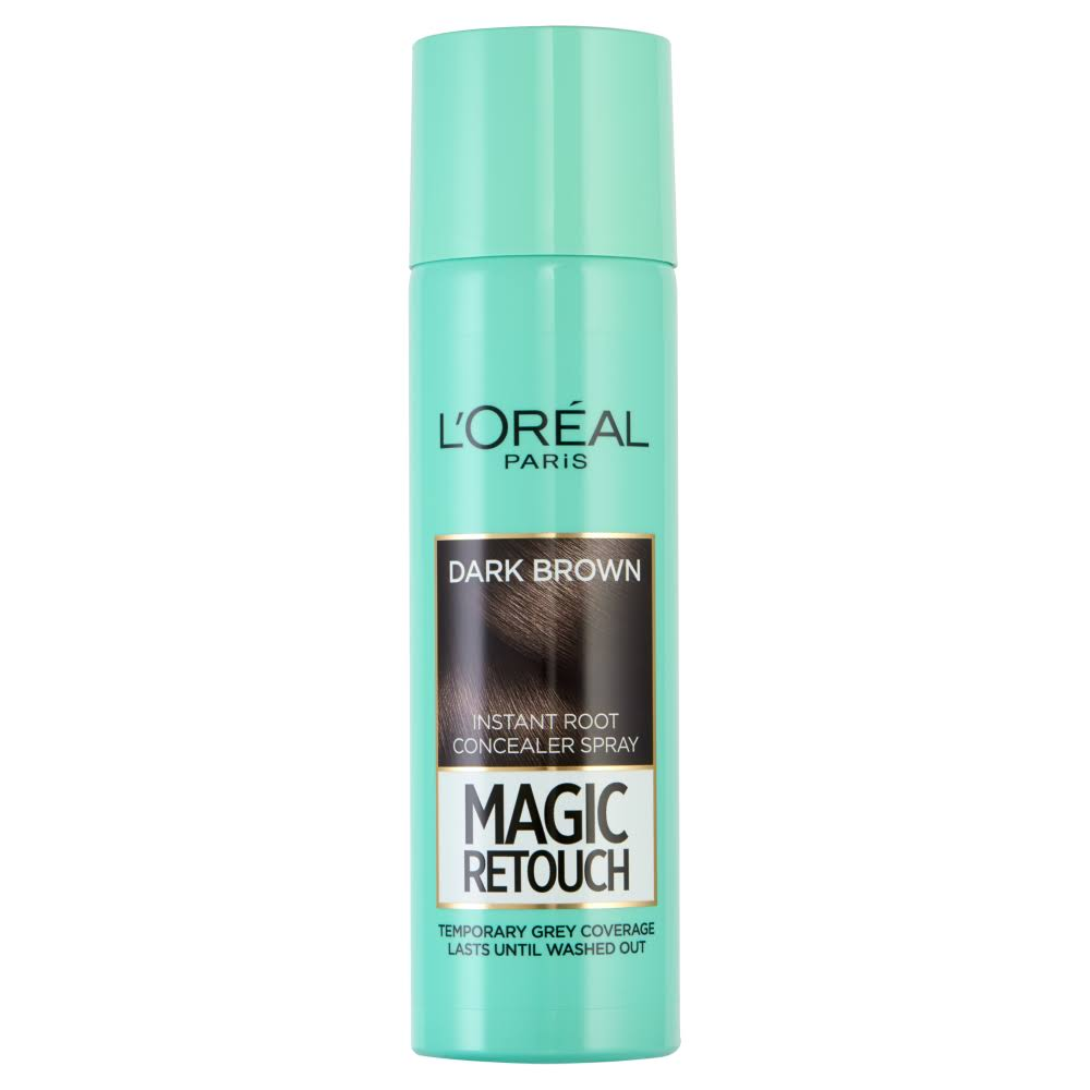 Magic Retouch Dark Brown Root Touch Up - 150ml