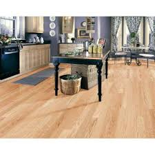 Furniture Sliders For Hardwood Floors Home Depot by Millstead Red Oak Natural 3 8 In Thick X 4 1 4 In Wide X Random