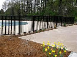 Decorative Garden Fence Panels by Aluminum Garden Fence Panels Streamrr Com