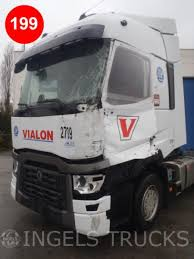 Tweedehands Renault T 460 T - HIGH CAB Trekker | Trucks.nl