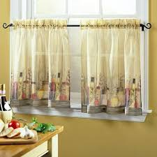 Light Curtains For Kitchen Simplicity Of A Design Doesnt Reduce Their Unpretentious Charm