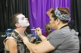 Knotts Halloween Haunt Jobs by Riverside Artist Is Part Of Knott U0027s Scary Farm Scream Team U2013 Press