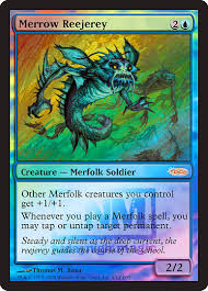 mtg merfolk deck legacy cards magic the gathering