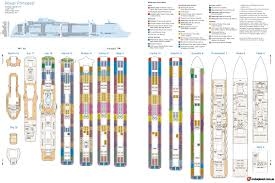 Azamara Journey Ship Deck Plan by Deck Plans Royal Princess Deck Design And Ideas