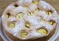 birnenkuchen rezept mit frischen birnen oder mit dosenbirnen