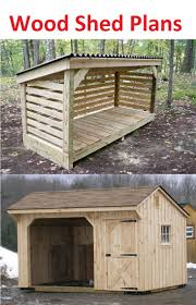Tractor Supply Wood Storage Sheds by Best 25 Small Wood Shed Ideas On Pinterest Garden Shed Diy