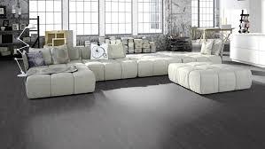 skaben vinylboden massiv click 55 beton schwarz fliese 4v zum klicken