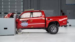 Small Pickup Trucks Are Getting Safer, But There's Room For ... 12 Perfect Small Pickups For Folks With Big Truck Fatigue The Drive Toyota Tacoma Reviews Price Photos And Specs Car 2017 Sr5 Vs Trd Sport Best Used Pickup Trucks Under 5000 20 Years Of The Beyond A Look Through Tundra Wikipedia 2016 Hilux Unleashed Favored By Militants Worlds V6 4x4 Manual Test Review Driver Heres Exactly What It Cost To Buy And Repair An Old Why You Should Autotempest Blog Think Future Compact Feature Trend