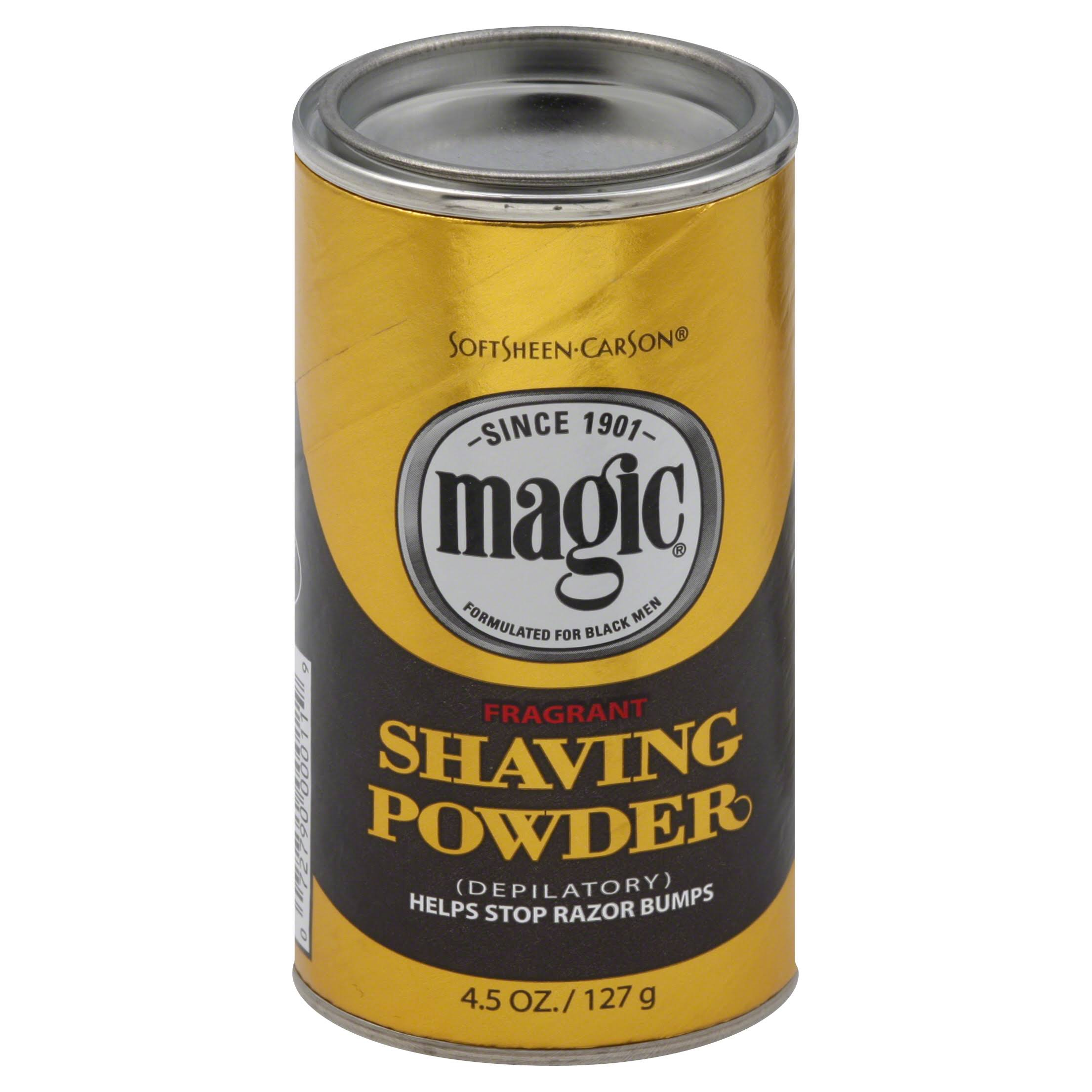 Magic Fragrant Shaving Powder - 127g