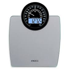homedics 900 dual display digital bathroom scale bed bath beyond