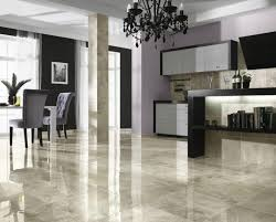 Heavenly Interior Design Using Marble Floor Tiles Extraordinary Kitchen And Dining Room Ideas With