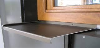 appuis menuisier a fenêtres pvc aluminium portes