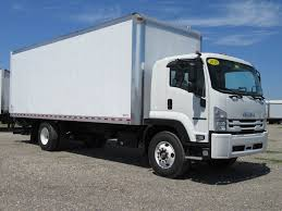 100 Comercial Trucks For Sale 2019 New Isuzu FTR 26ft Box Truck With Lift Gate At Industrial
