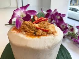 ma cuisine restaurant ho mok talay ma praow on ห อหมกทะเล cuisine