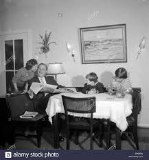 1950s living room germany high resolution stock photography