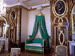 chambre royal photo palais royal de varsovie chambre à coucher du roi