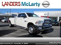 100 Used Trucks Huntsville Al 2016 Ram 3500 Longhorn 3C63RRKL5GG184752 Landers McLarty