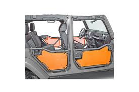 Spiderwebshade ShadeSkins Tail Mesh 4 Door Jeep Unlimited