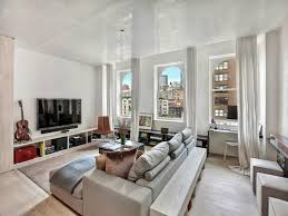 Luxury Small Apartments Design World Of Architecture Apartment In New York Rick Joy Set