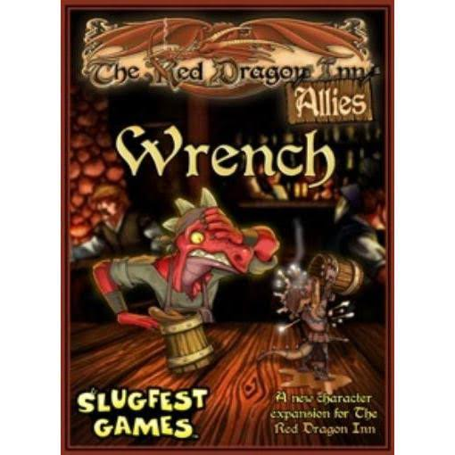 Slugfest Games The Red Dragon Inn Allies Wrench Expansion
