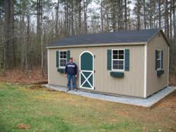 Amish Storage Sheds & Prefab Garages Delivered to Your Home