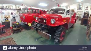 100 Fire Truck Museum Old Fire Trucks In The Fire Brigade Museum Stock Photo 212450132