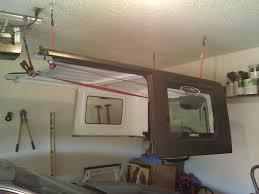 Racor Ceiling Storage Lift Canada by Diy Hardtop Hoist Idea Jeep Wrangler Forum