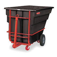 RUBBERMAID Black Tilt Truck, 40.5 Cu. Ft. Capacity, 2100 Lb. Load ... Rubbermaid Fg102800bla Rectangle Dome Tilt Truck Lid Plastic Black Cart Wheels Trash Cans Rubbermaid 135 Cu Ft Capacity 450 Lb Load Akro Mils 60 Gal Grey Without Tilt Truck Max 2722 Kg 1011 Series Videos Rotomolded By Commercial Rcp1314bla Cleaning Equipment Supplies Refuse Control Debris Removal Carts Trucks In Stock Uline Abandoname Dump 1 2 Cubic Yard 850pound