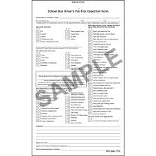 Illinois School Bus Driver's Pre-Trip Inspection Form, Carbonless ... Safety Checklists Fleetwatch Cdl Class A Pretrip Inspection Study App Infograph Combination Air Brake Ipections Fleetio Class B Cdl Pre Trip Checklist Form Best Of Vehicle Cdl Pre Trip Checklist Kendicharlasmotivacionalesco 100 Point Diagram School Bus Tennessee Truck Driving Cube Van Straight Delivery Cargo Tutorial Demo Youtube