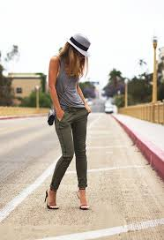 Five Seven Olive SkinniesOlive Skinny JeansOutfits