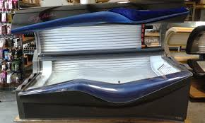 Prosun Tanning Bed by Atlantic Tan
