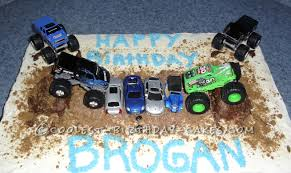 Cool Monster Truck Cake For Future Driver Monster Truck Cake Topper Red By Lovely 3d Car Vehicle Tire Mould Motorbike Chocolate Fondant Wilton Cruiser Pan Fondant Dirt Flickr Amazoncom Pan Kids Birthday Novelty Cakecentralcom Muddy In 2018 Birthday Cakes Dumptruck Whats Cooking On Planet Byn Frosted Together Cut Cake Pieces From 9x13 Moments Its Always Someones So Theres Always A Reason For Two It Yourself Diy Cstruction 3 Steps Bake