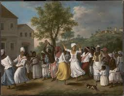 Dancing Scene In The West Indies Agostino Brunias 1764 96