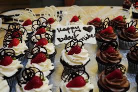 chocolate cupcake birthday cupcakes