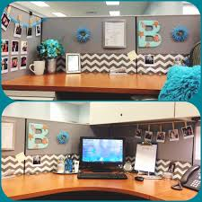 Cubicle Decoration Ideas In Office by Diy Desk Glam Give Your Cubicle Office Or Work Space A Makeover