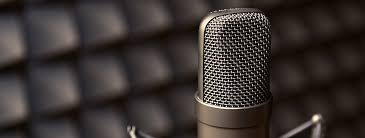 Wallpaper Microphone Closeup Mic