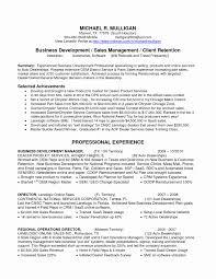 Cover Letter 20 Sample Resume Business Development